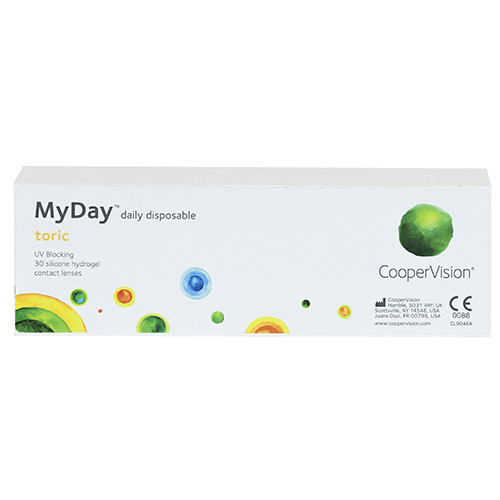 MyDay Daily Disposable Toric 30