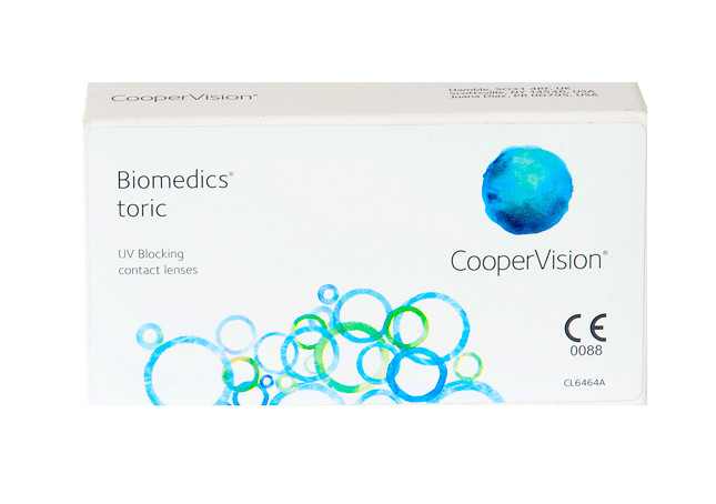 Biomedics toric XR
