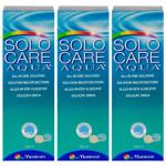 Solocare Aqua 3x360ml